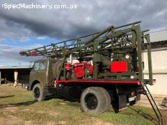 Буровая установка УКБ-500 на базе Маза