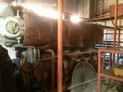 Дизель-генератор 6ДГОМЗ 1500 КвТ, генератор SACM-2200 кВт