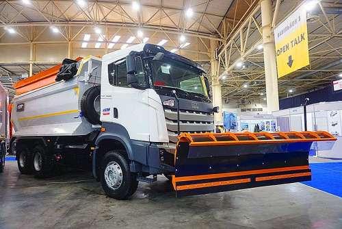 В Києві представили турецькі вантажівки в новому виконанні