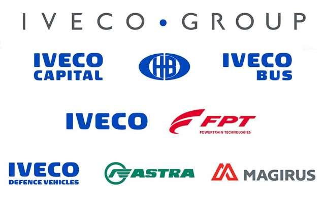 У Iveco Group появился собственный логотип