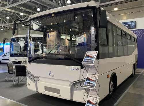 Представили нові сучасні автобуси із Узбекистану