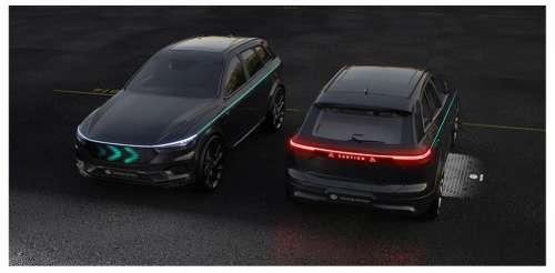Автомобілі зможуть спілкуватися з пішоходами з допомогою світла