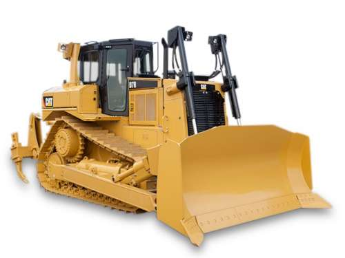 Бульдозер Caterpillar D7R (STD, LGP, XR)