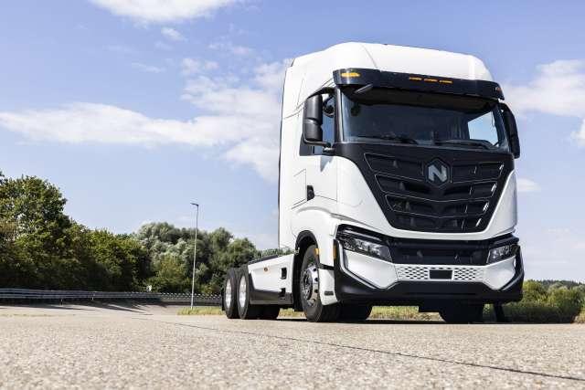 IVECO відкрив у Німеччині новий завод із виробництва електровантажівок
