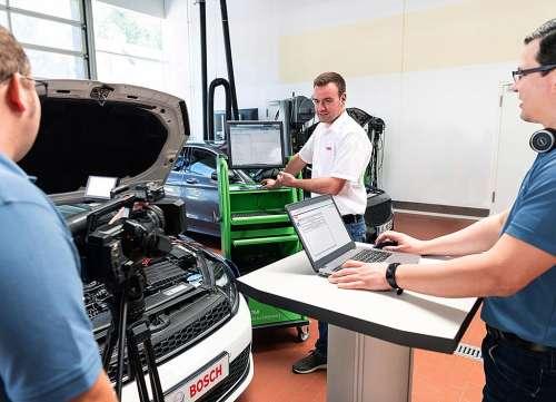 Bosch внедряет новый инструмент дистанционной диагностики