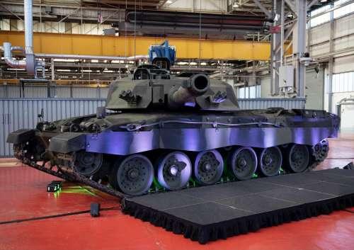 В Лондоні показали Challenger 3 – «найбільш боєздатний танк у Європі»