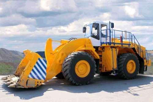 «БелАЗ» представив новий навантажувач