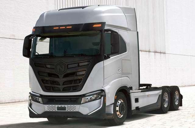 В Німеччині відкрили завод із випуску електровантажівок Nikola