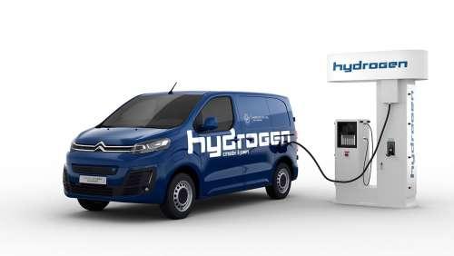 Stellantis запускає виробництво водневих фургонів
