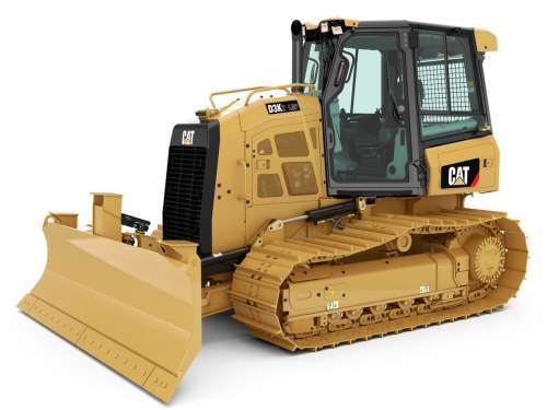 Бульдозер Caterpillar D3K2 XL (LGP)
