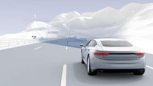Bosch і VW працюють над створенням дорожніх профілів