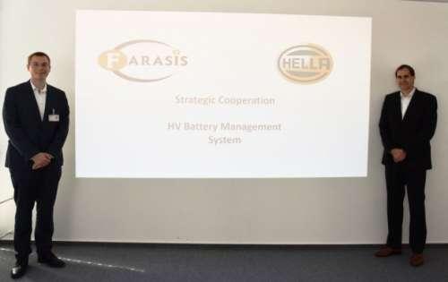 HELLA и Farasis Energy объявили о стратегическом партнерстве