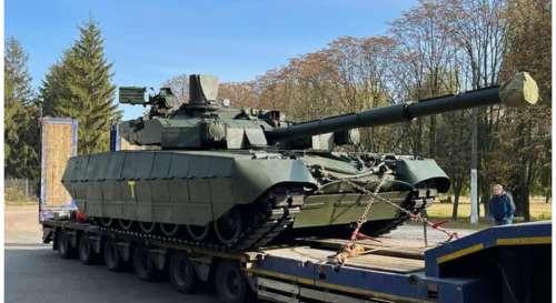 «Укрспецекспорт» відправив танк БМ «Оплот» у США
