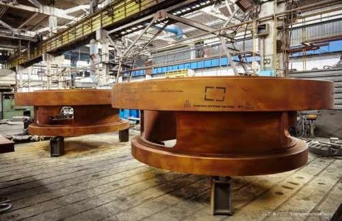 На Энергомашспецстали прошла приемка заготовок для атомной электростанции «Аккую»