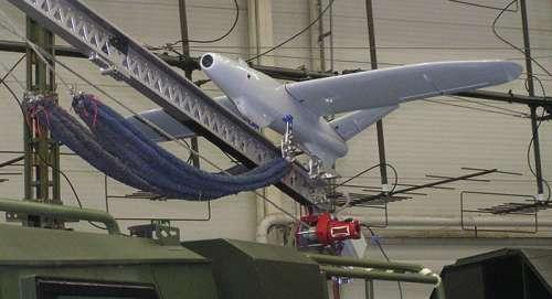 Український виробник представив новий ударно-розвідувальний дрон