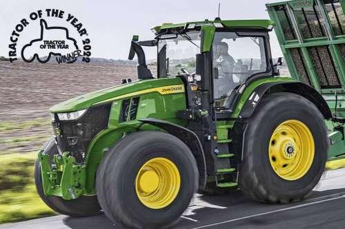 Стали відомі переможці європейського конкурсу «Трактор року-2022»